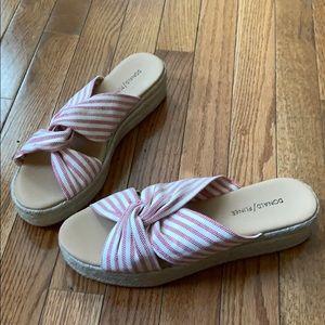 Donald Pliner Chatch Slide Sandal